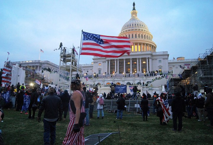 Protest USA Capitol