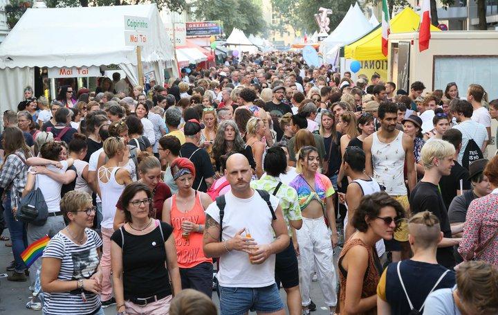 Lesbisch Schwule Stadtfest 2018