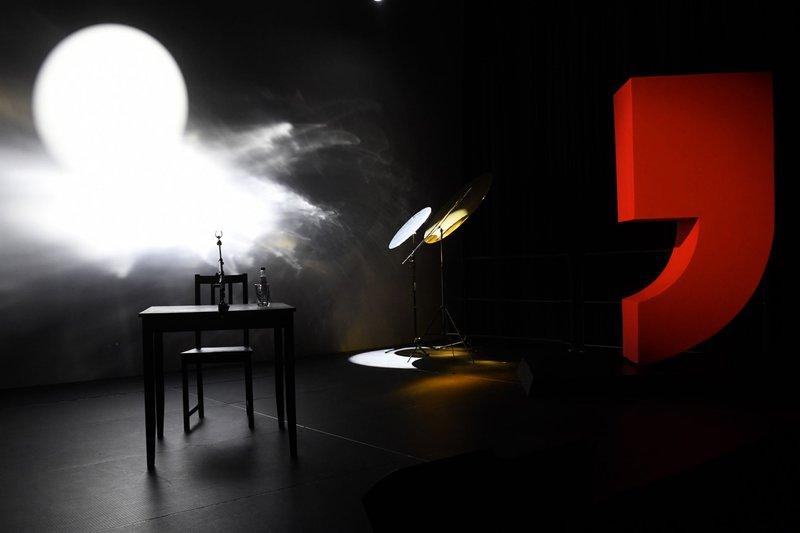 Bühnenbild Jakob Mattner, ilb 2020 © Hartwig Klappert