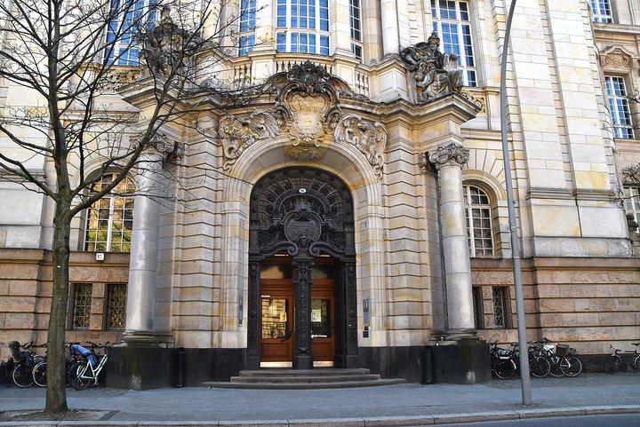 Amtsgericht Tiergarten Eingang