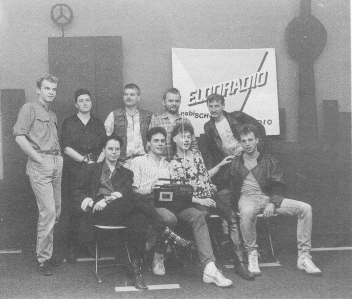 Eldoradio-Team 1987