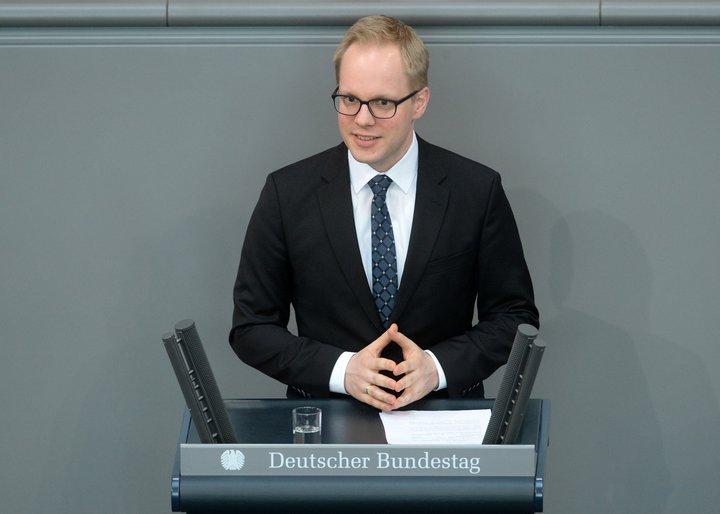 Jens Brandenburg (c) Deutscher Bundestag : Achim Melde, promo honorarfrei.jpg