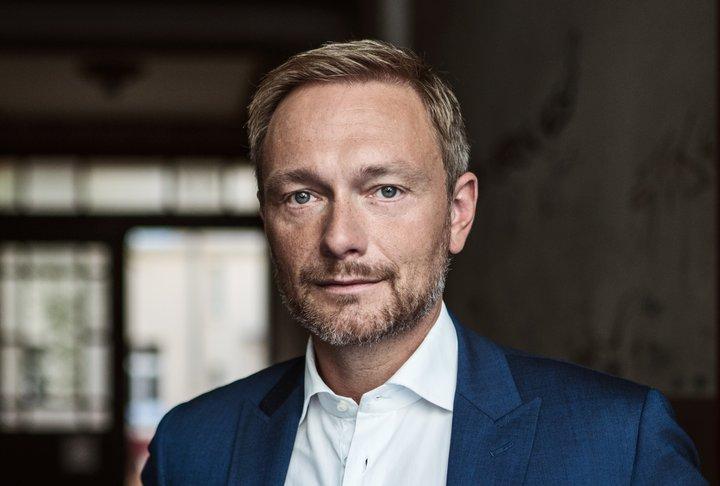 Portraitfoto Christian Lindner
