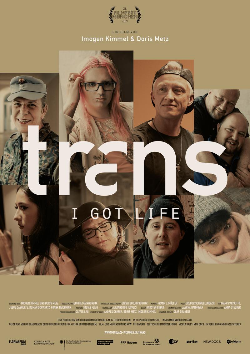 Filmplakat Trans - I got life