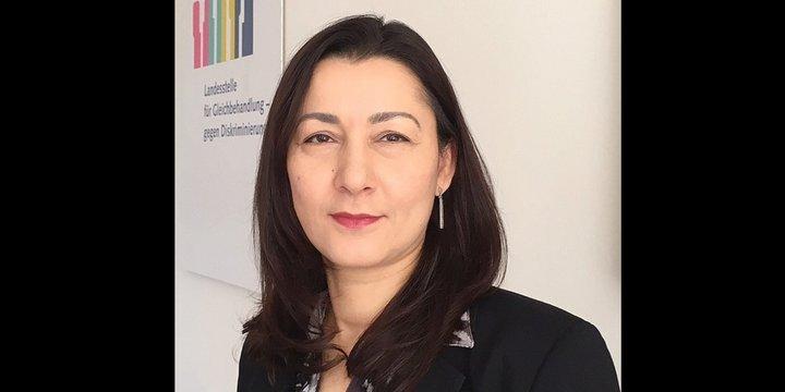 Eren Ünsal Leiterin der Landesstelle für Gleichbehandlung - gegen Diskriminierung