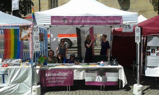 """Verein zur Sichtbarmachung von Asexualität: """"Viele sind erstmal befremdet"""""""