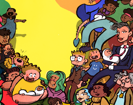 Bildet Banden: Wenn Queers Familien gründen